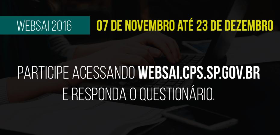 WebSai CPS 2016