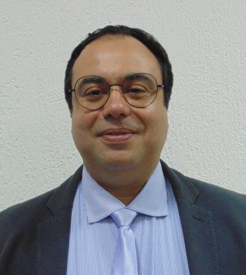 foto do professor Abelino Reis Guimarães Neto