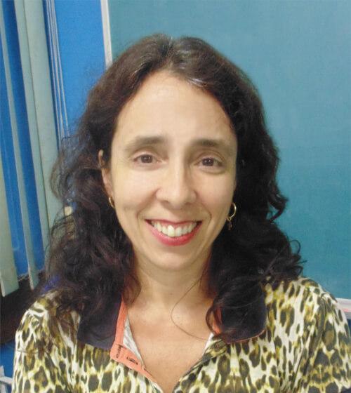 foto do professor Adelia da Silva Saraiva