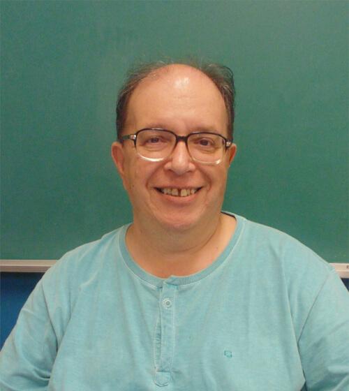 foto do professor Alvaro Camargo Prado
