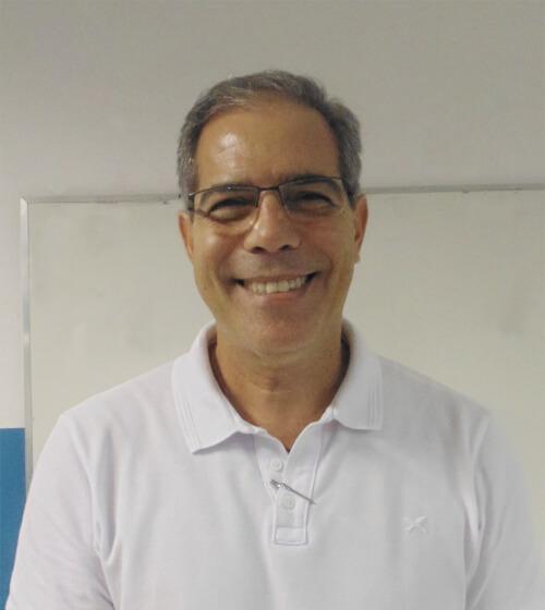 foto do professor Anesio Fernandes Freire