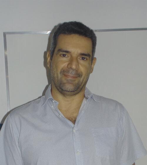 foto do professor Ciro Cirne Trindade
