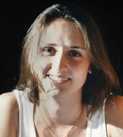 foto do professor Claudia Maria Sodero Salles