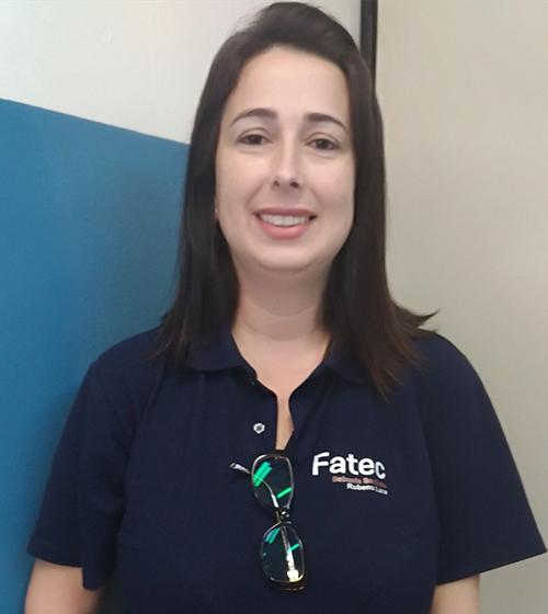 Coordenadora Letícia Gomes Rodrigues