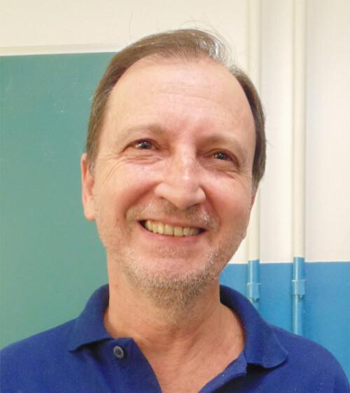 foto do professor Lourval dos Santos Silva