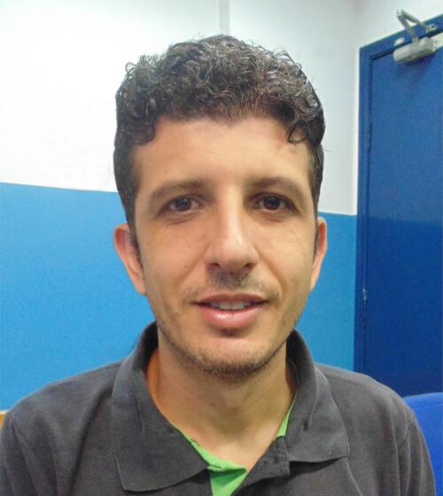 foto do professor Luiz Alexandre da Costa Araujo