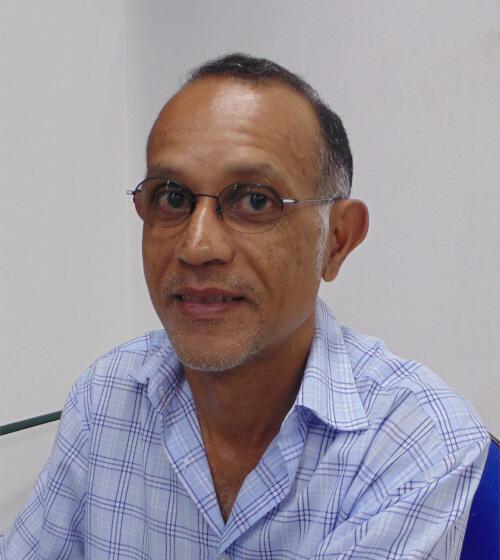 foto do professor Mauricio Conceição Mario