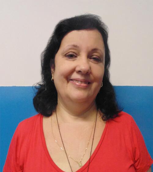 foto do professor Miriam Vidal Correia Franceze