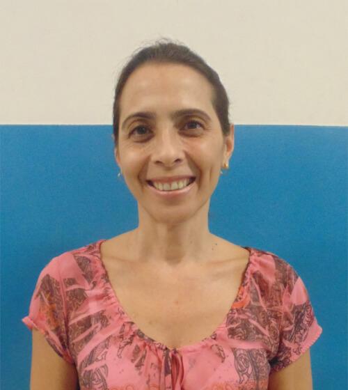 foto do professor Rosemeire Cardozo Vidal
