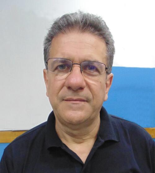 Foto do Coordenador Valdir Pedro Tobias