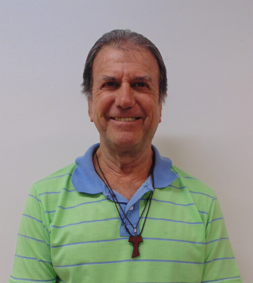 foto do professor Walter Garcia Alvares