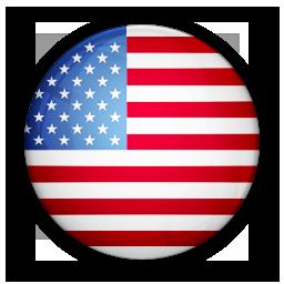 Ícone Bandeira dos Estados Unidos da América