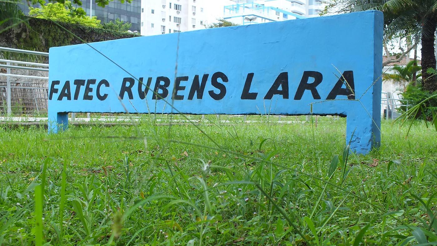 Prédio Antigo - Fatec Rubens Lara