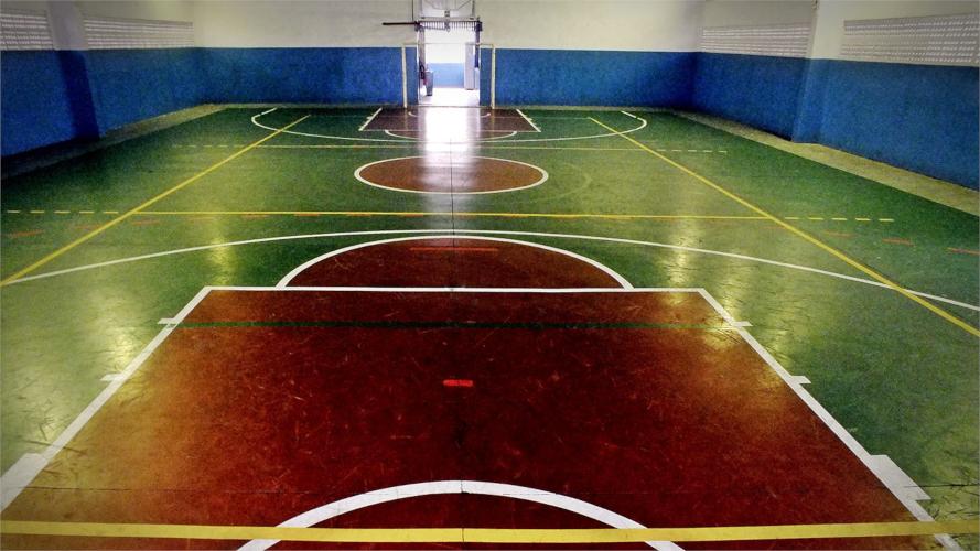 Quadra de Esportes - Fatec Rubens Lara