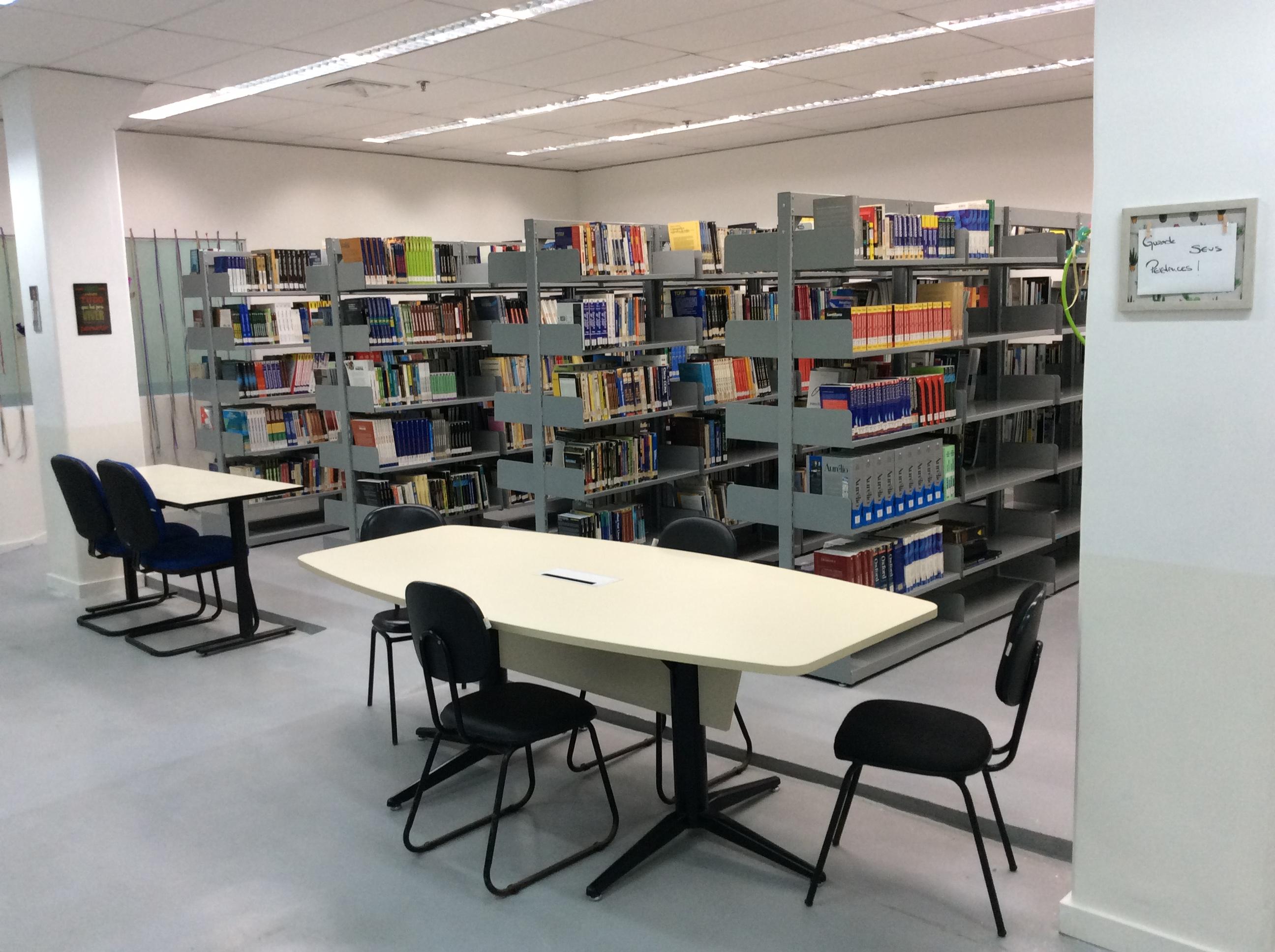 Sala do CPD - Central de Processamento de Dados