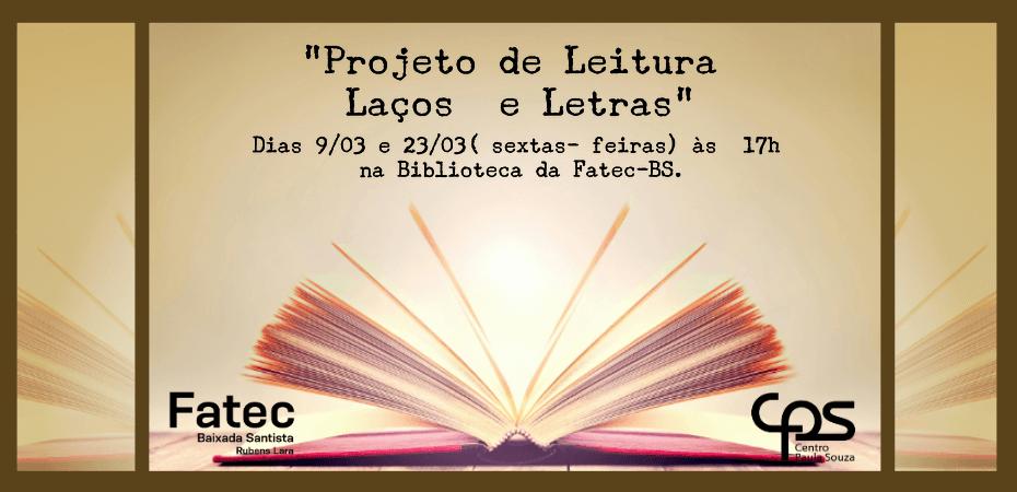 Projeto de Leitura: Laços e Letras